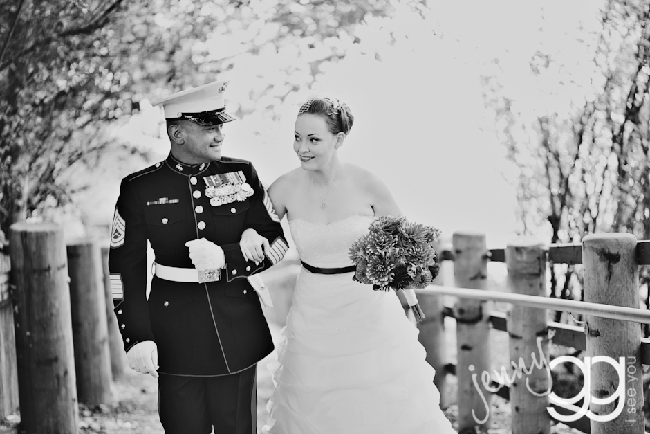 kitsap memorial park wedding by jenny gg photography 001