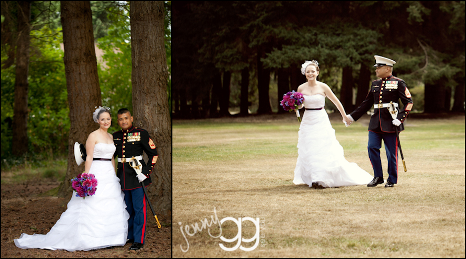 kitsap memorial park wedding by jenny gg photography 012