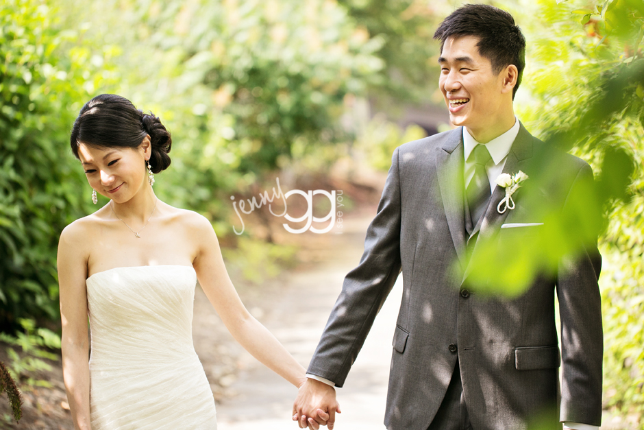 wedding at columbia winery in woodinville by jenny gg