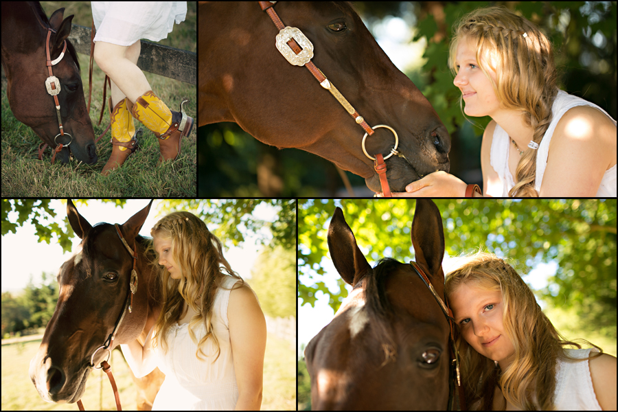 senior portraits with a horse by jenny gg 007