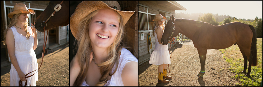 senior portraits with a horse by jenny gg 009