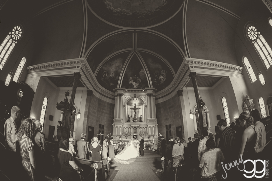 immaculate conception wedding in seattle by jenny gg 021