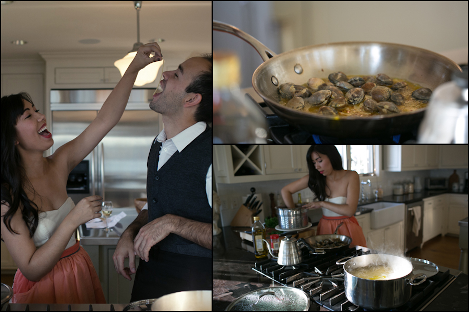 cooking engagement session by jenny gg 007