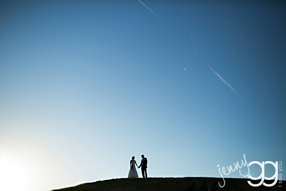 gasworks park wedding and blue ribbon reception by jenny gg 001