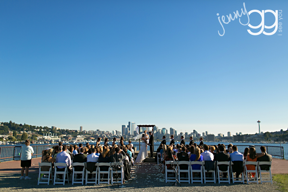 gasworks park wedding and blue ribbon reception by jenny gg 018
