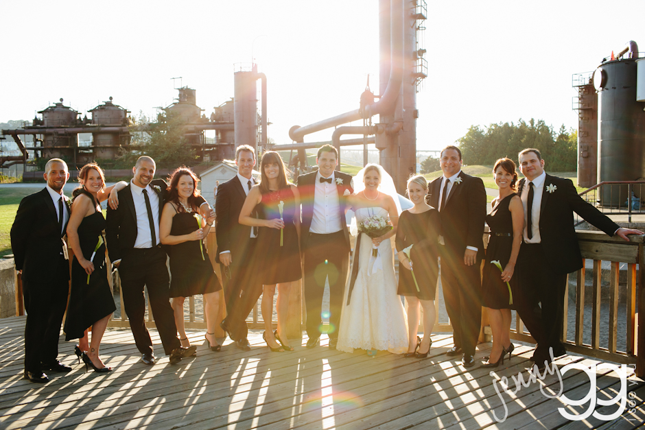 gasworks park wedding and blue ribbon reception by jenny gg 024