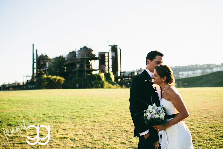 gasworks park wedding and blue ribbon reception by jenny gg 026