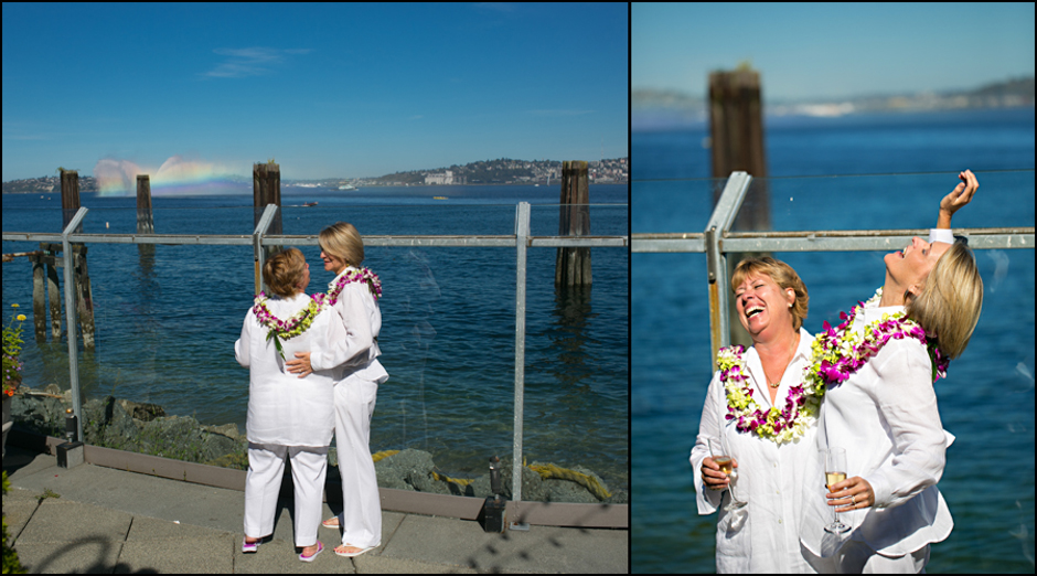 lesbian wedding in west seattle by jenny gg 019