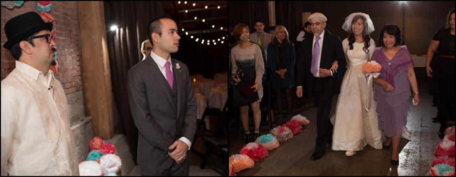 melrose market wedding by jenny gg