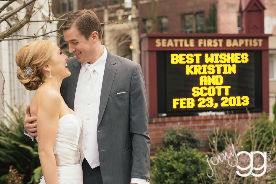 jenny gg, capitol hill wedding, seattle wedding, seattle first baptist