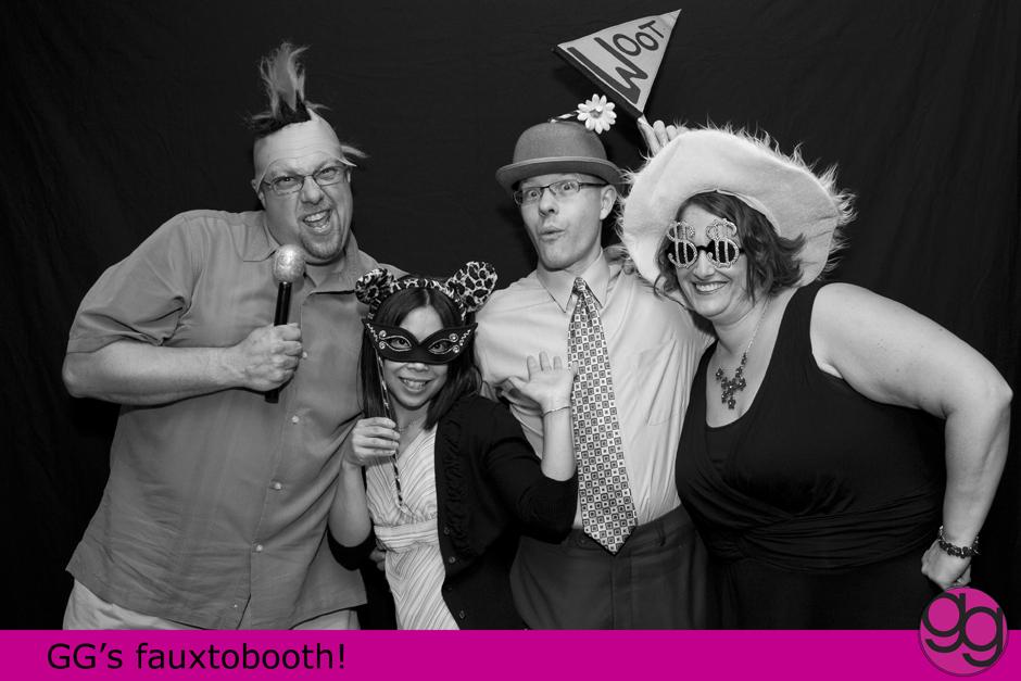 fauxtobooth wedding, jenny gg