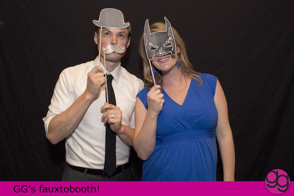 fauxtobooth, jenny gg, wedding, seattle