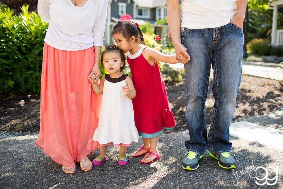 bellevue family photography, jenny gg