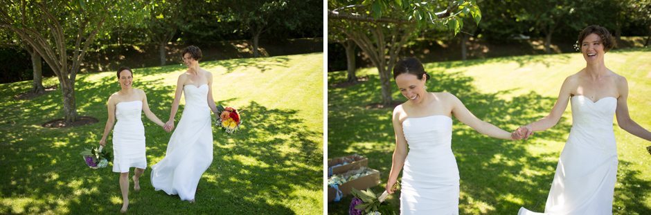 lesbian wedding, seattle, same sex 012
