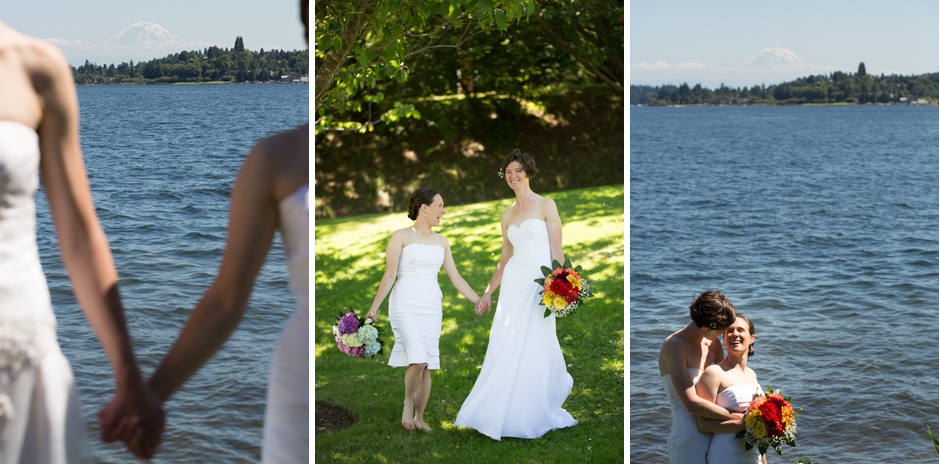 lesbian wedding, seattle, same sex 013