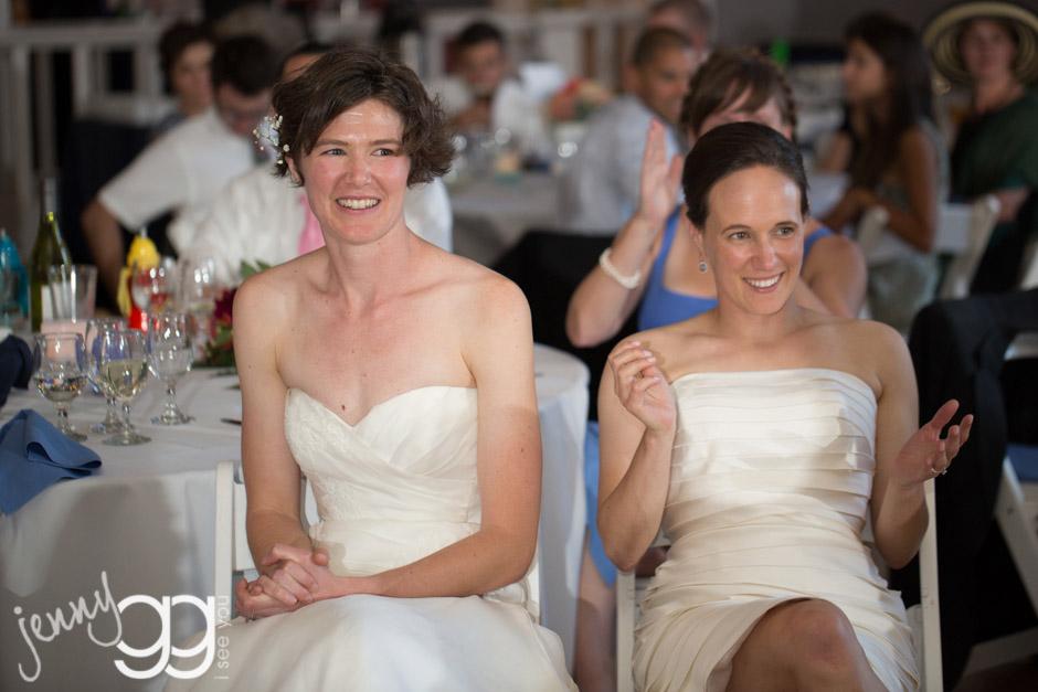 lesbian wedding, seattle, same sex 035
