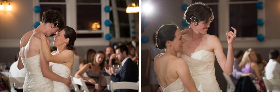 lesbian wedding, seattle, same sex 037