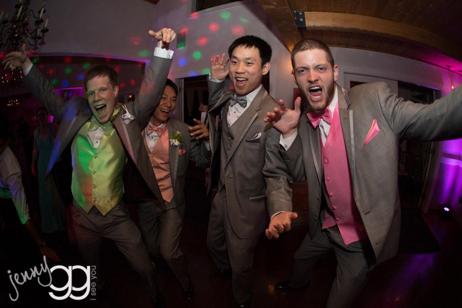 reception dancing at delille cellars