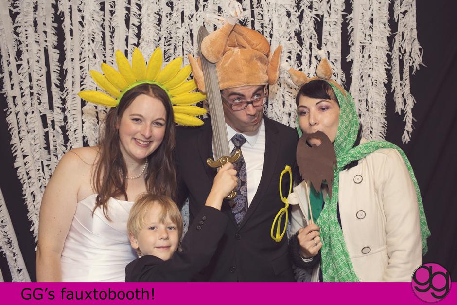 fauxtobooth, jenny gg, wedding