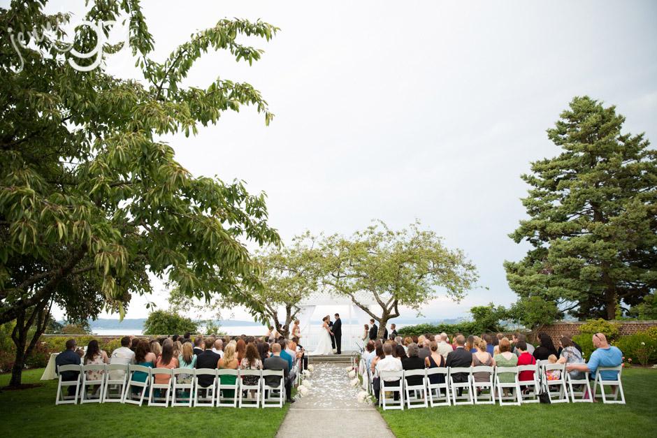 tacoma wedding ~ weyerhaeuser estate ~ karlee & jeremy