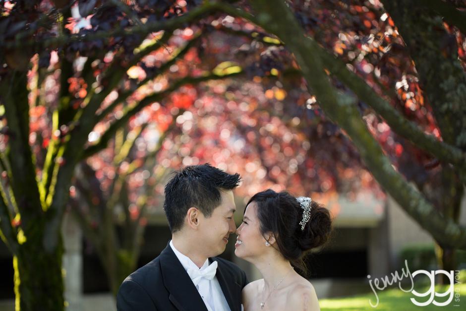 wedding, woodmark hotel, kirkland wedding, seattle wedding, jenny gg