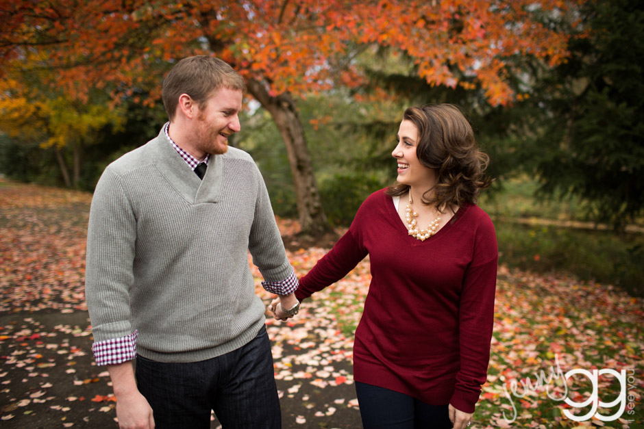 bothell landing engagement session by jenny gg