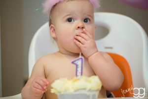 baby cake smash birthday by jenny gg
