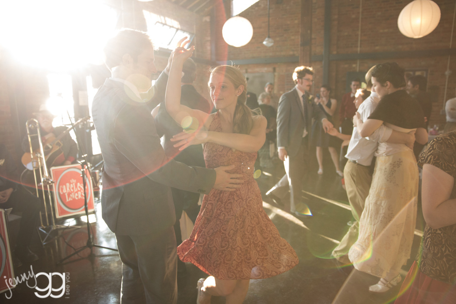 swing dancing at golden gardens bathhouse