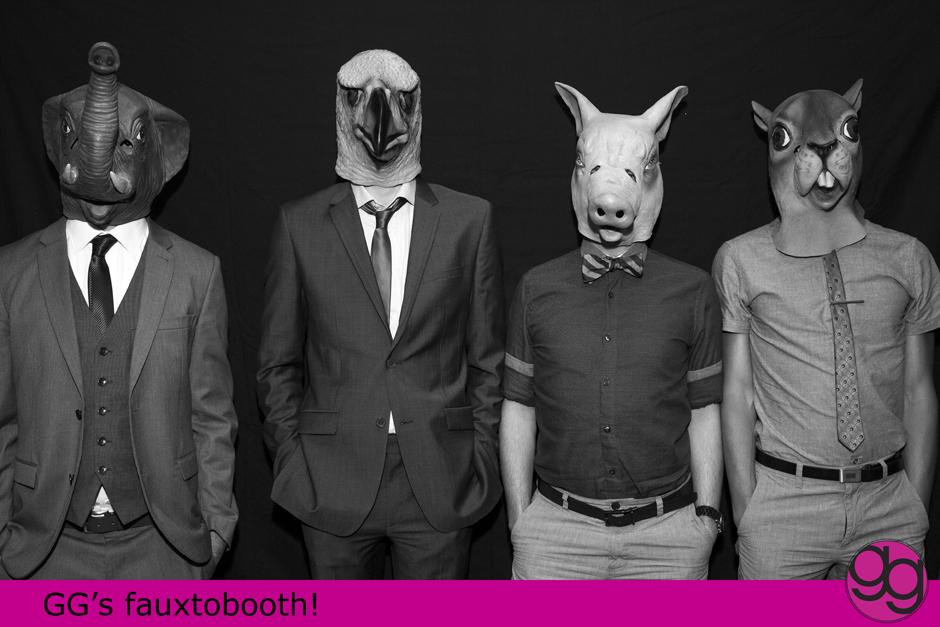 fauxtobooth, photobooth, wedding, seattle