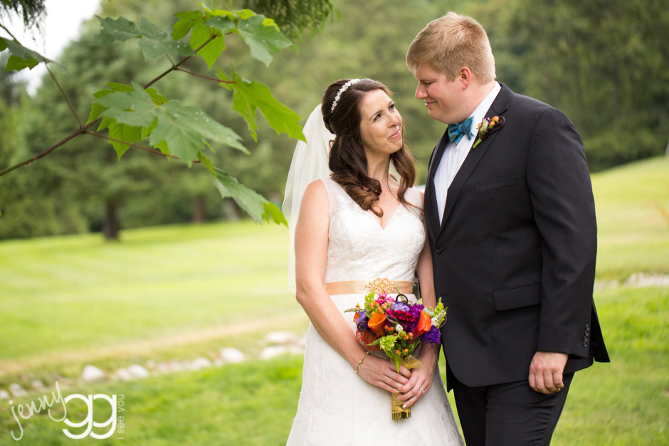 grand ridge manor wedding