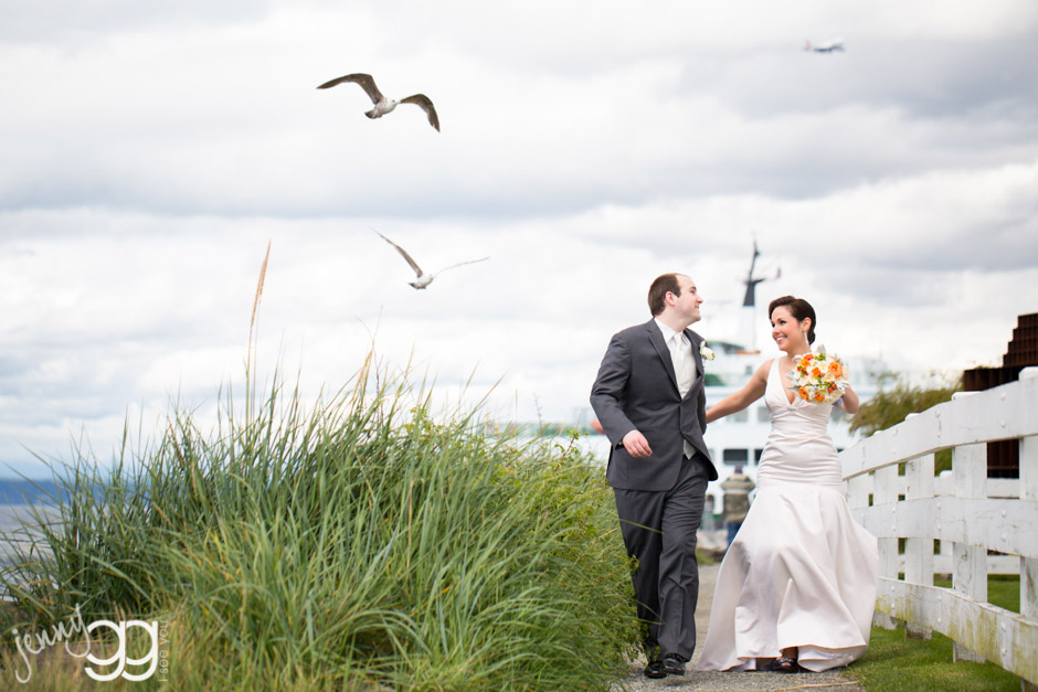 rosehill community center wedding in mukilteo by jenny gg