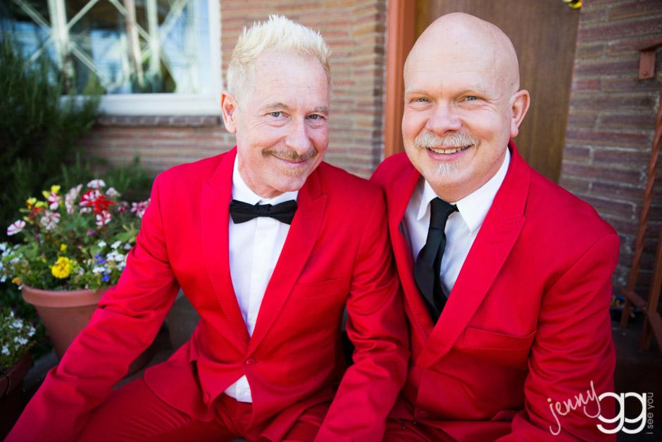 gay wedding, seattle wedding, within sodo, jenny gg