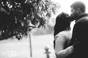engagement session on queen anne by jenny gg