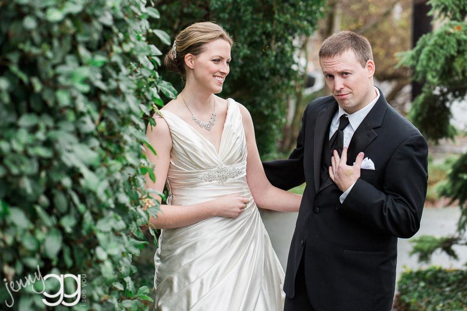 seattle wedding at blue ribbon by jenny gg
