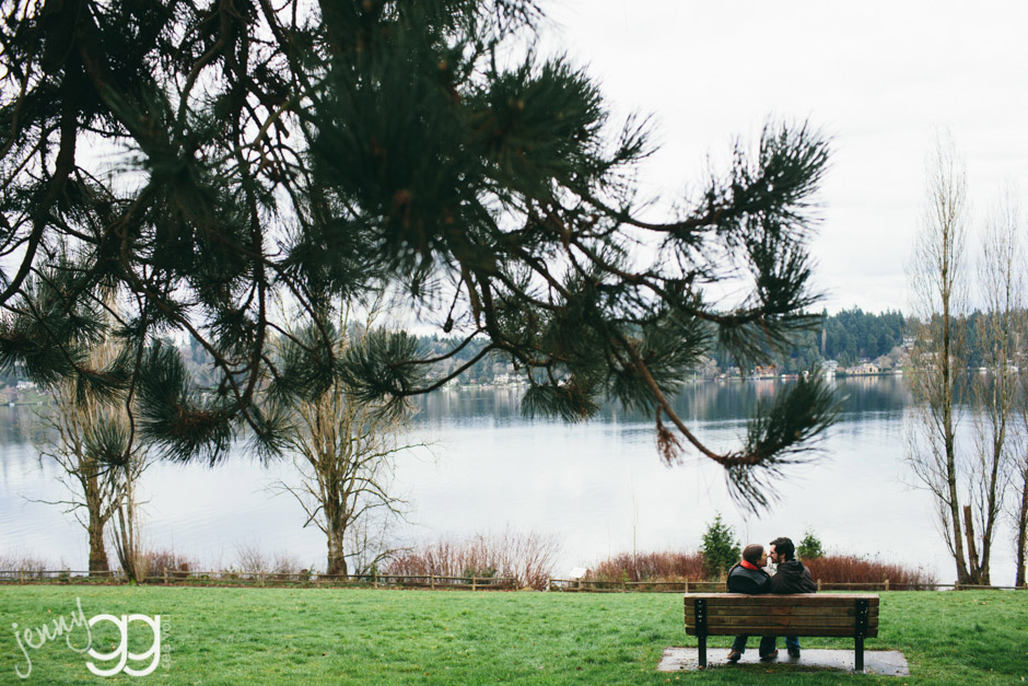engagement session at luther burbank by jenny gg