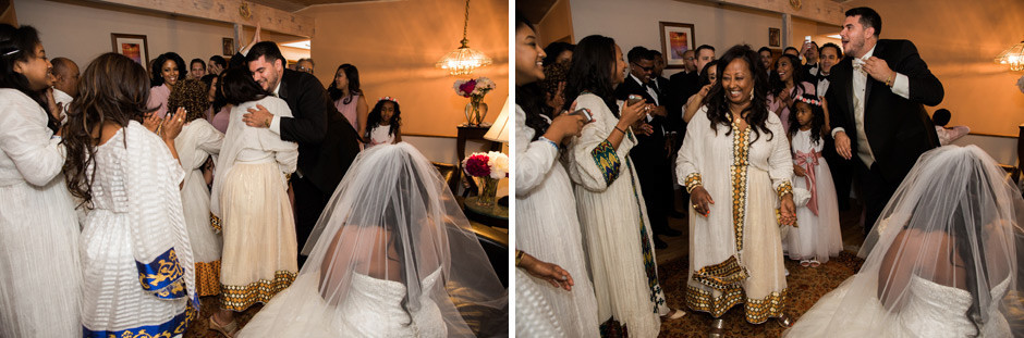 ethiopian wedding - seattle - hannah and joe - Jenny GG - Seattle ...