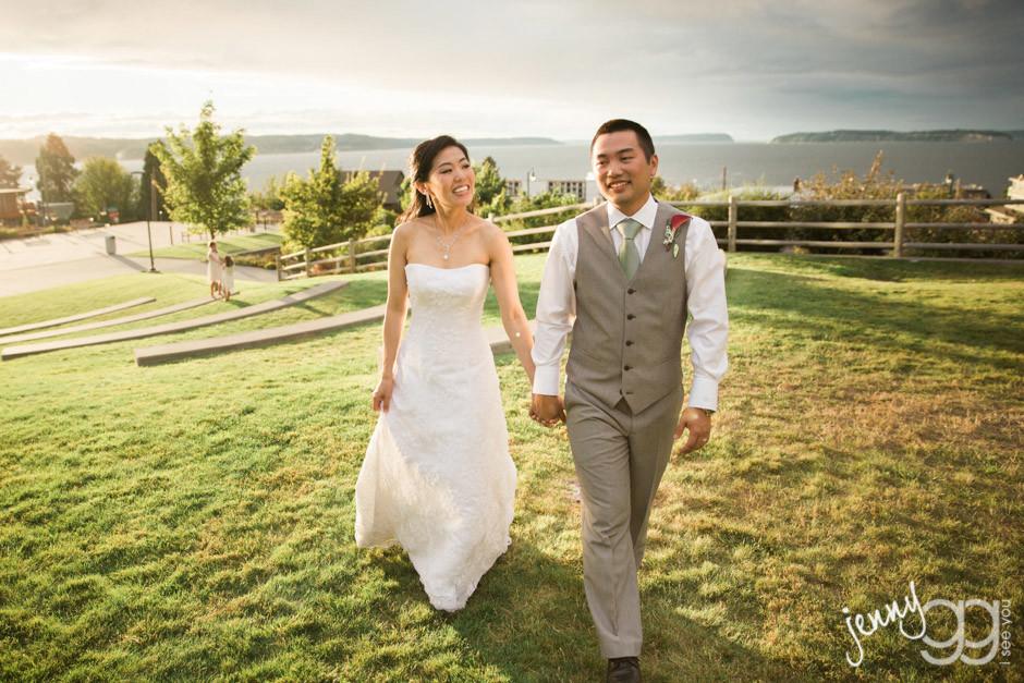 rosehill wedding in mukilteo by jenny gg