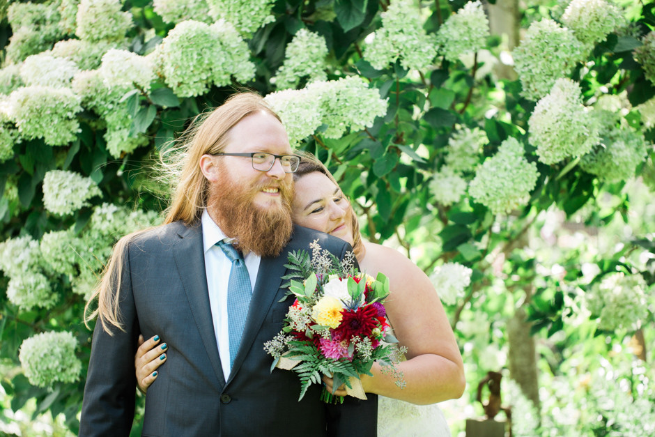 fireseed wedding on whidbey island by jenny gg