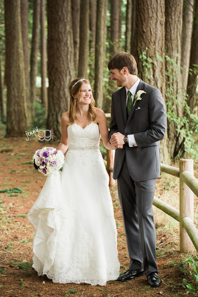 kitsap memorial park wedding by jenny gg