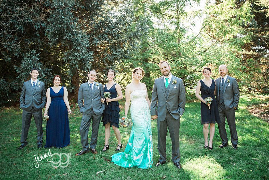 wedding at westland distillery by jenny gg