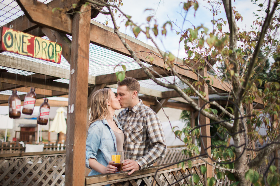 bothell engagement session by jenny gg