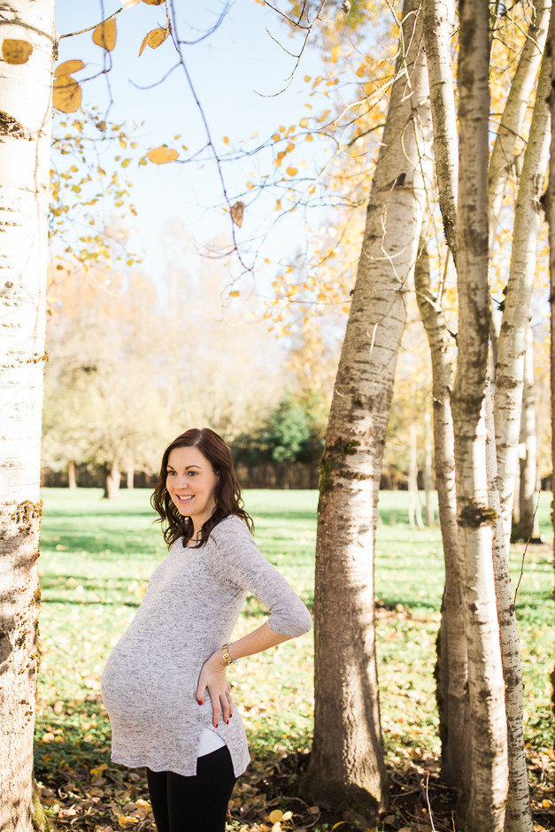 issaquah maternity session
