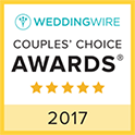 Wedding Wire Couples' Choice 2017 - JennyGG