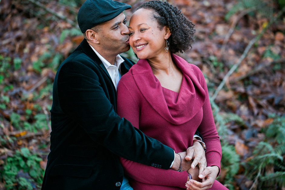 winter engagement session by jenny gg