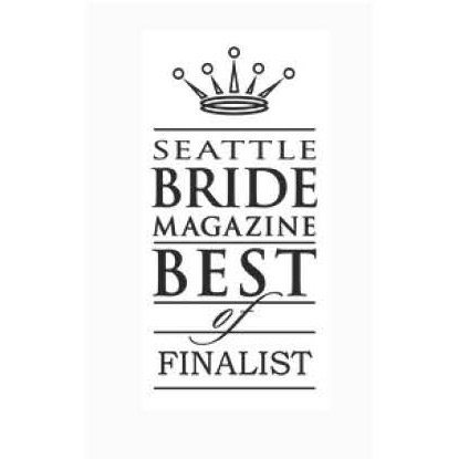 Seattle Bride Magazine Best of - JennyGG