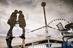surprise proposal in seattle by jenny gg