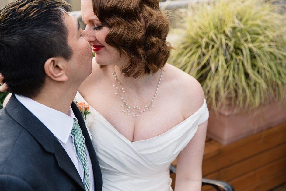 sorrento hotel wedding by jenny gg