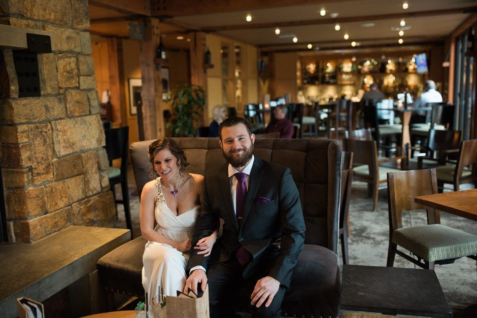 elopement at willows lodge by jenny gg
