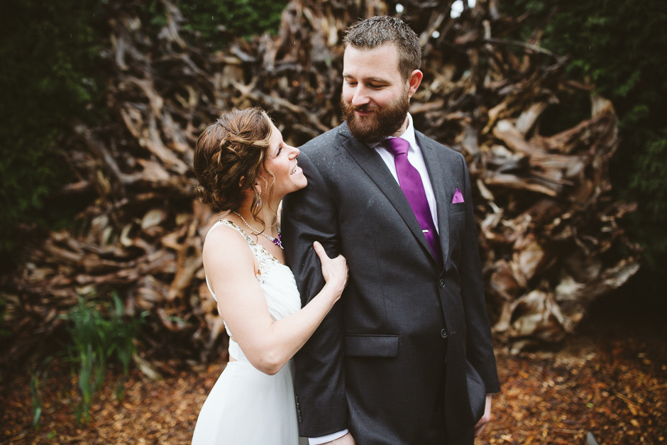 willows lodge elopement by jenny gg