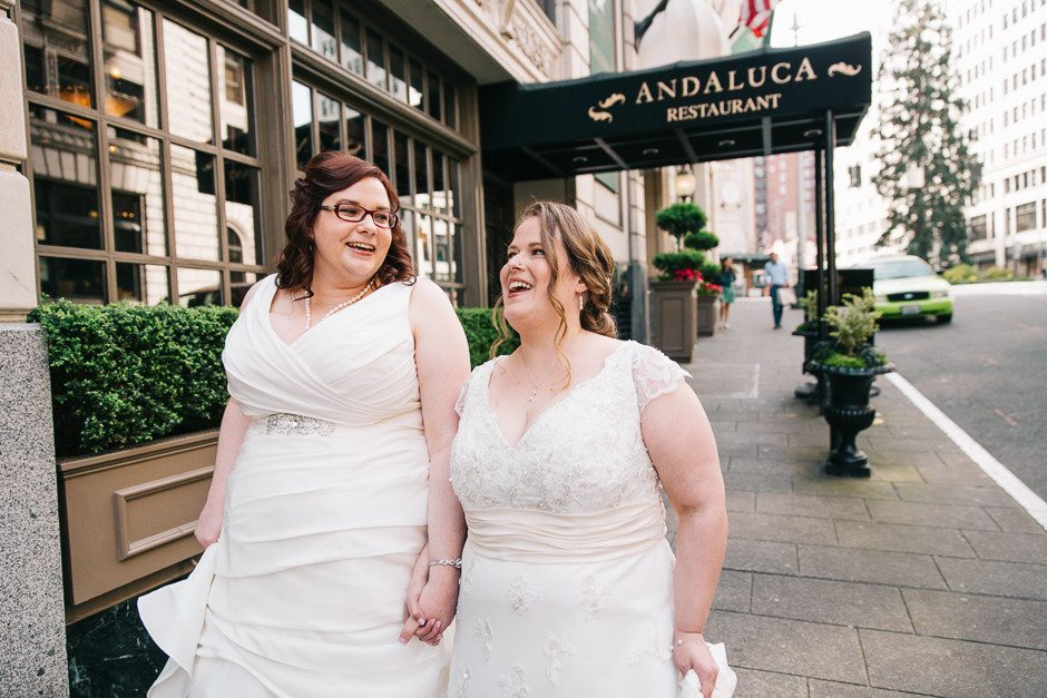 mayflower park hotel wedding by jenny gg